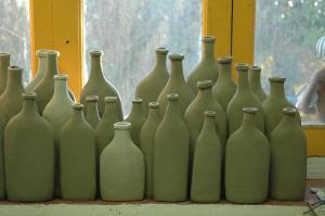 bouteilles-céramique